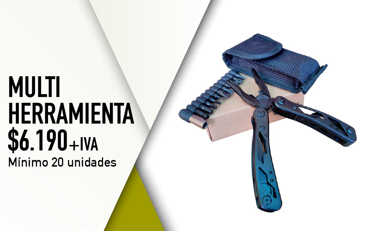 Nuevo producto - Multiherramienta
